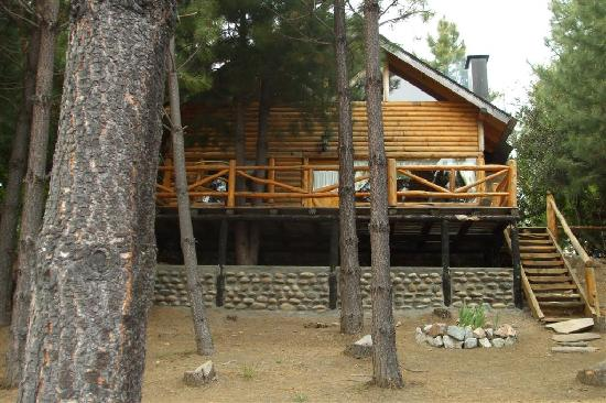 Cabanas Costa Bonita: Vista cabaña