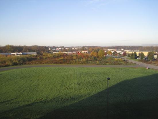 Fairfield Inn & Suites Carlisle: Blick aus dem Fenster