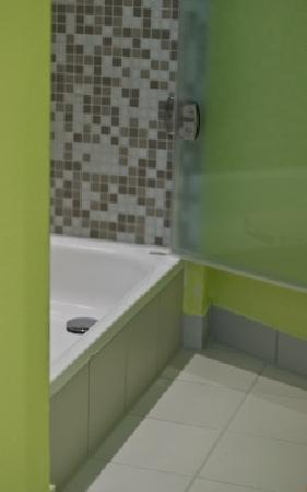 Bridge Inn Hotel: Shower