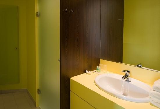 Bridge Inn Hotel: Wash Basin