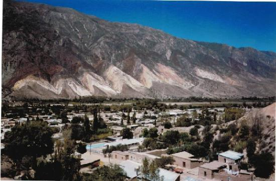 Province of Jujuy, Argentyna: Camino a Tilcara