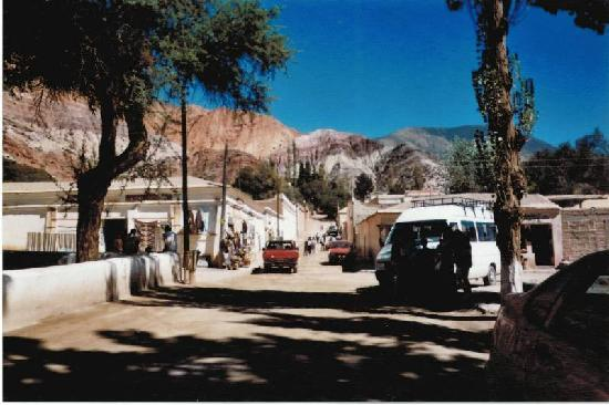 Province of Jujuy, Argentyna: Purmamarca