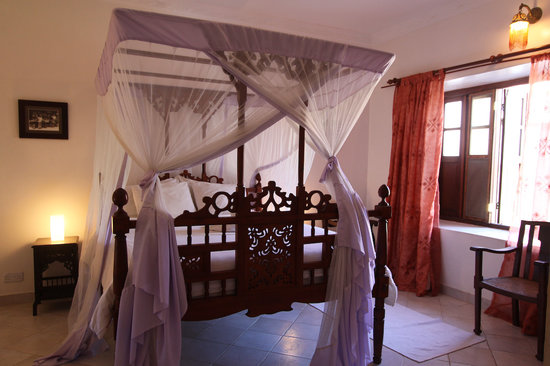 Stone Town Cafe and Bed & Breakfast: All bedrooms are spacious and comfortable