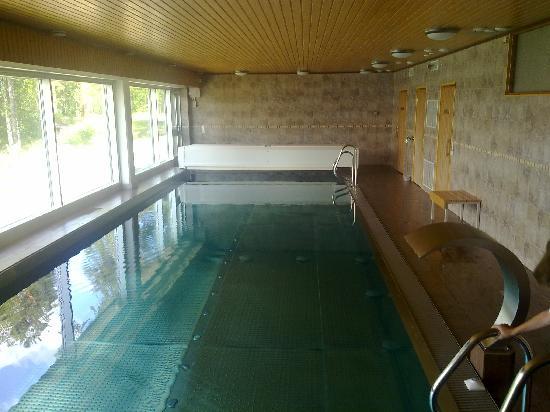 Luumaki, Finnland: swimming pool