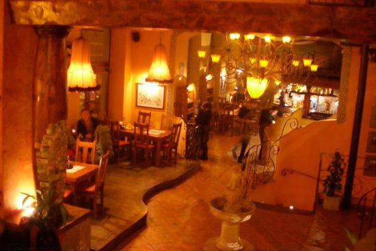 Carlito: Vue du restaurant