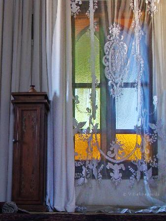 Spirit of the Knights Boutique Hotel: One of the windows in our room, The Rodos Suite