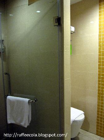cititel express kota kinabalu bathroom standard room - Bathroom Accessories Kota Kinabalu