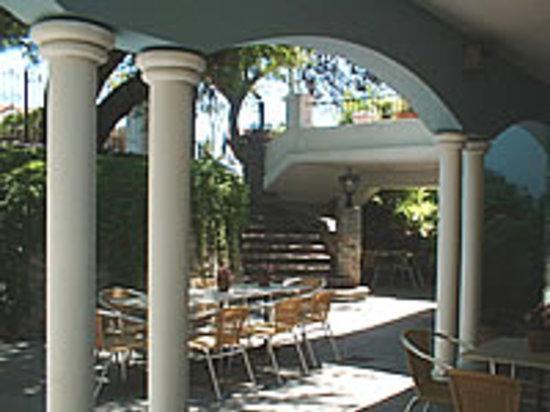 Regency Suites Hotel-Montevideo : Patio Inglés- SAlon de Té- Tea Room