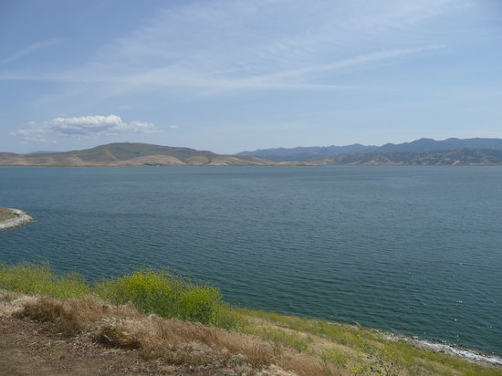 San Luis Reservoir State Recreation Area