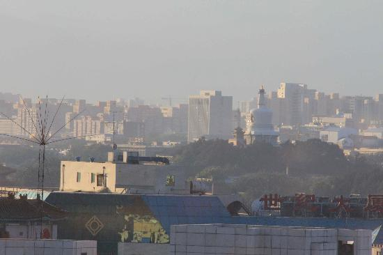 Regent Beijing: Vistas desde la habitación