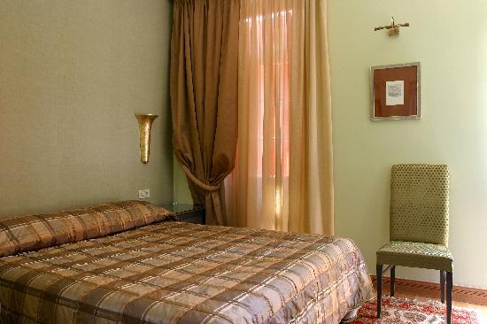 Aetoma Hotel: Standard room