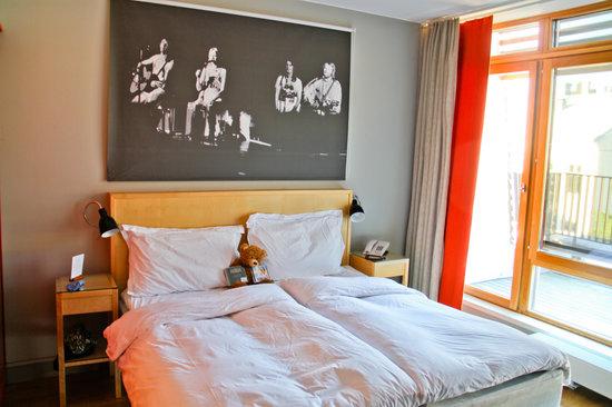 Hotel Rival: La chambre