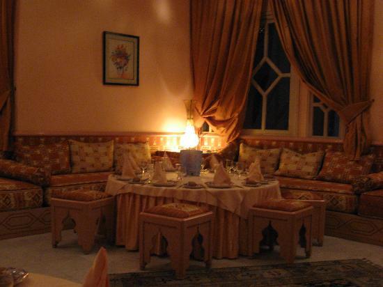 Blue Sea Le Tivoli: Le resto marocain de l'hôtel