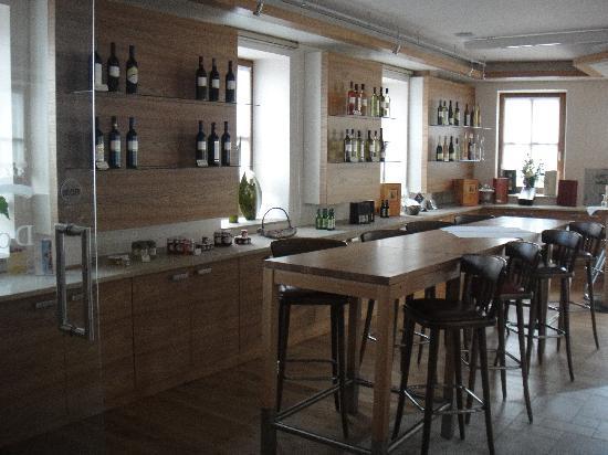 Dohlmuehle: Weinbar