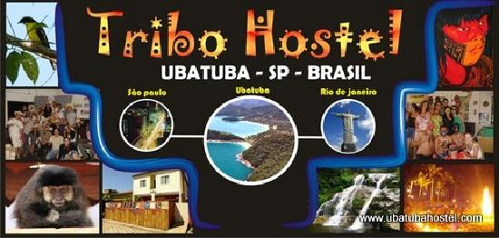 Pousada Tribo Ubatuba Hostel: Welcome Tribo Hostel