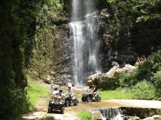 Huatulco Activities: ATV TOURS