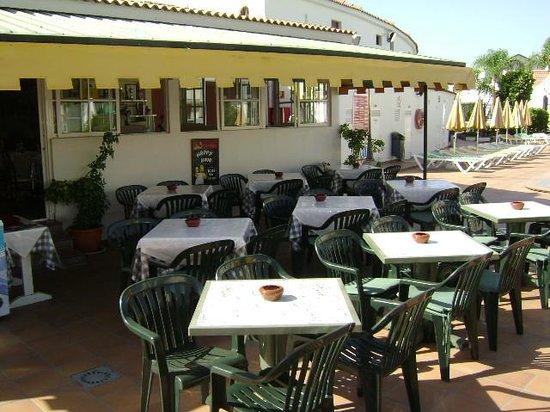 Bungalows Grimanesa: Restaurant