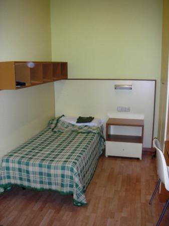 Residencia Universitaria Nikbor: Single room