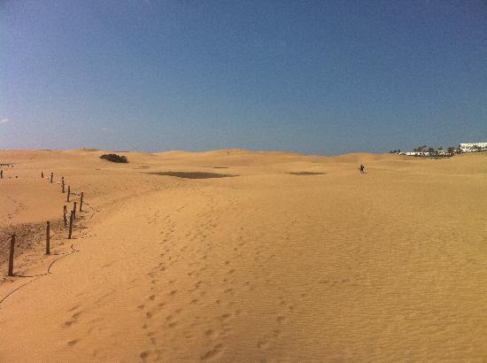Caserio Bungalows: Sand Dunes