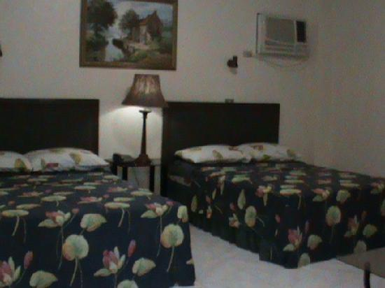 Olman's View Resort: room