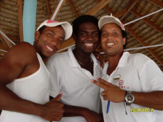 Majestic Colonial Punta Cana : ratata,  pistacho, lookey lookey