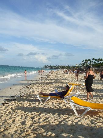 Iberostar Punta Cana: the beautiful beach