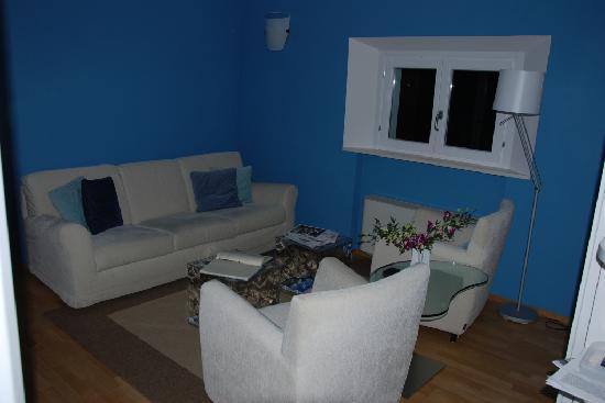 B&B Villa Peragnola : Sala relax