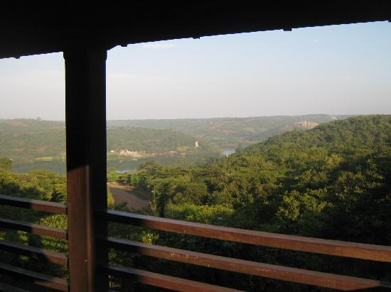 Aamby Valley City: view from balcony