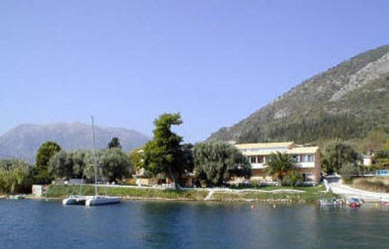 Perigiali, Grækenland: hotel vaya