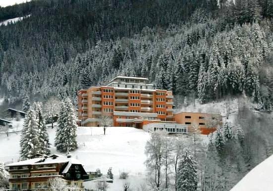 Apartmenthotel Schillerhof in Winter