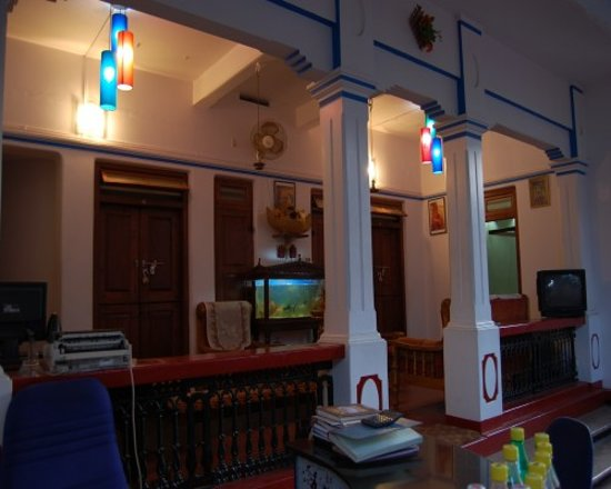 Ashtamudi Homestay : Front View