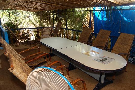Ashtamudi Homestay: Balcony