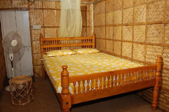 Ashtamudi Homestay: Medium Bamboo Room
