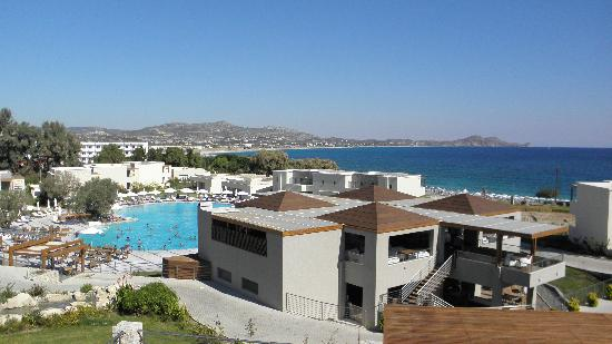 SENTIDO Port Royal Villas & Spa : Vue depuis notre chambre