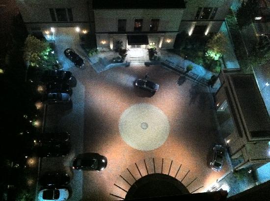 Mandarin Oriental, Atlanta: View from the Balcony #2!