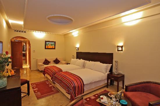 Les Trois Palmiers : Superior Room
