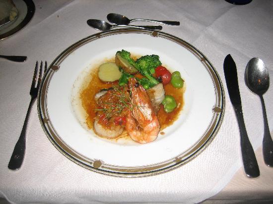 Yamagata Grand Hotel: 洋食ディナーコース