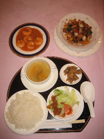 Yamagata Grand Hotel: ランチ 中華料理