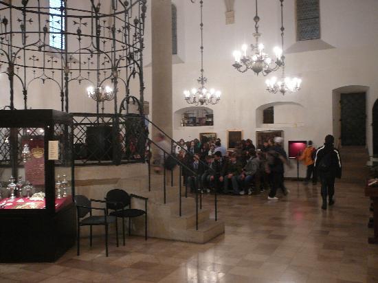 la Old Synagogue