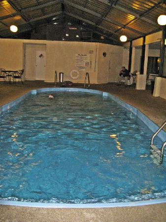 Travelodge Colorado Springs: The Pool. Clean, warm and hours of fun!