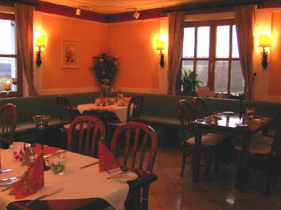 Hotel-Restaurant Zum Landgraf: Restaurant