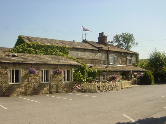 Elslack, UK: The Tempest Arms