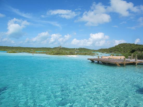 Staniel Cay Yacht Club : Compass Cay
