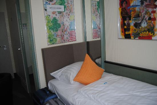 Monopol Hotel: Habitación doble