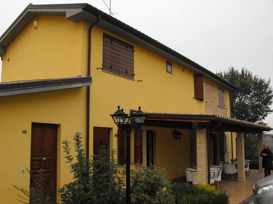 Country House La Madonnina : il B&B