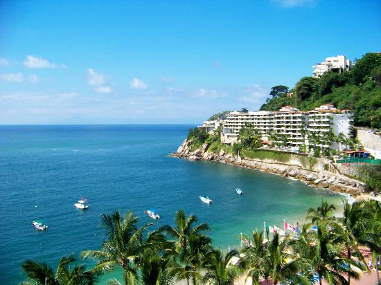 Ocean View From Barcelo Puerto Vallarta Picture Of