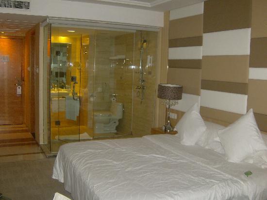 Shimao Haiyue Hotel: standard room