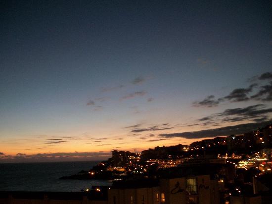 Hotel Gorgulho : sunset