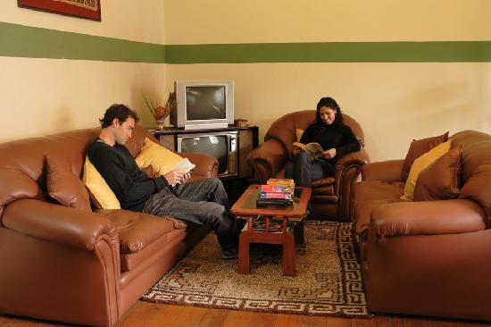 Monte Horeb B&B: Livingroom