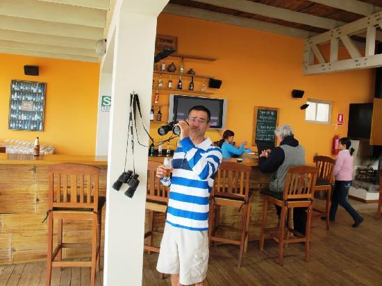 Chicama Surf Hotel & Spa : running errands